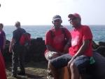 le groupe de randonneurs aacn au point-de-vue de grande-pointe