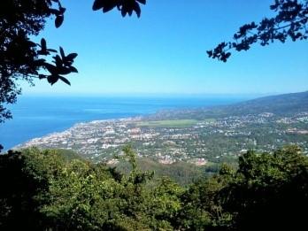Vue panoramique sur Basse-Terre_Baillif