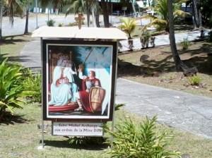 Le sanctuaire Notre Dame, Mère du Salut