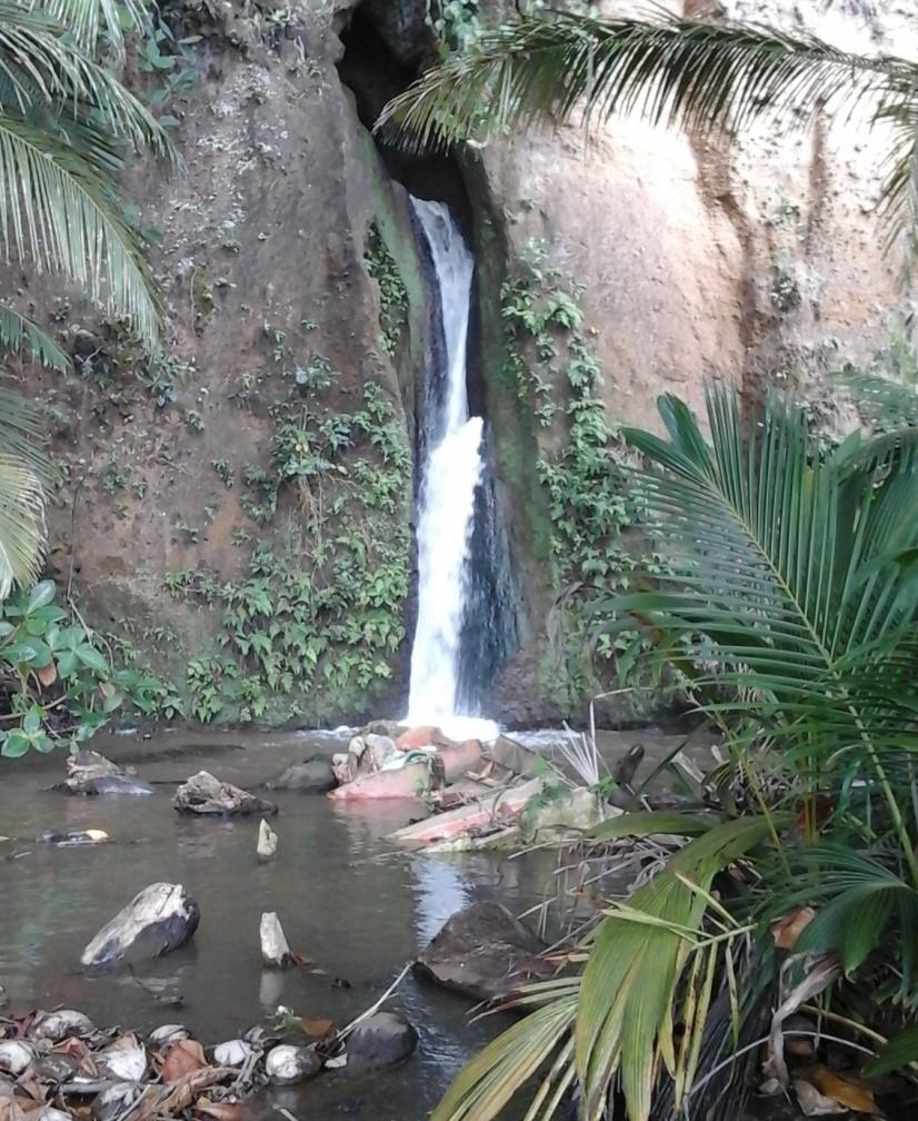 Cascade Fontaine