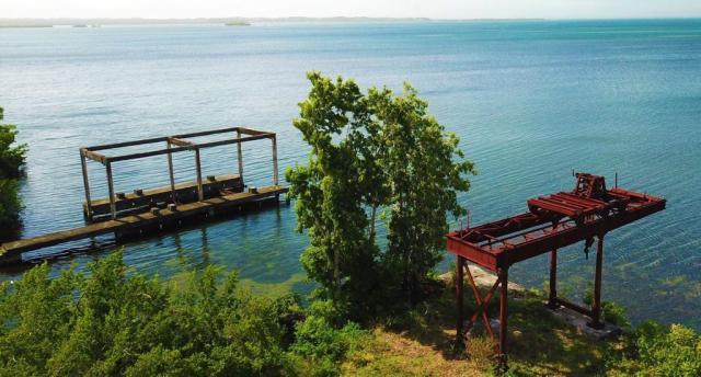 Ancien port de Beautiran